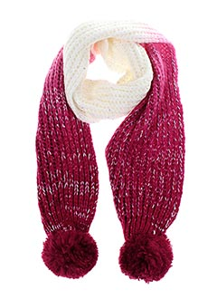 Echarpe rose MAXIMO pour fille