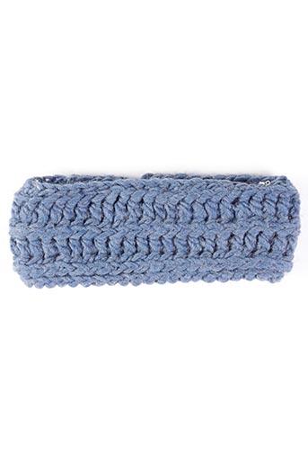 Bonnet bleu MAXIMO pour fille