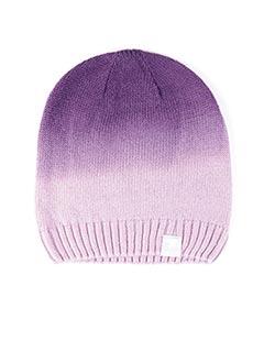 Bonnet violet PUSBLU pour garçon