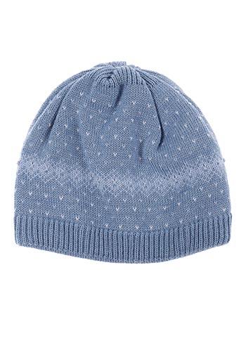 Chapeau bleu MAXIMO pour garçon