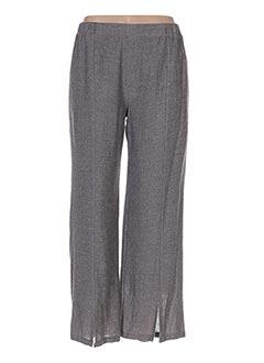 Pantalon casual gris G!OZE pour femme