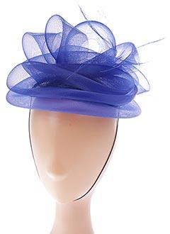 Chapeau bleu WILLY'S pour femme