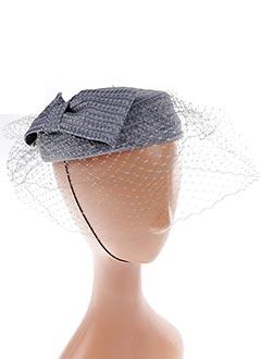 Chapeau gris WILLY'S pour femme