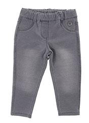 Pantalon casual gris BOBOLI pour fille seconde vue