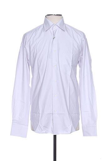 Chemise manches longues gris AUTHENTIQUE pour homme