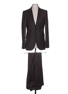Costume de cérémonie marron ANDREW MC ALLISTER pour homme