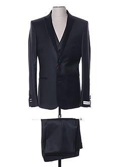Costume de cérémonie noir AUTHENTIQUE pour homme
