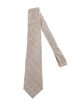 Cravate beige AUTHENTIQUE pour homme