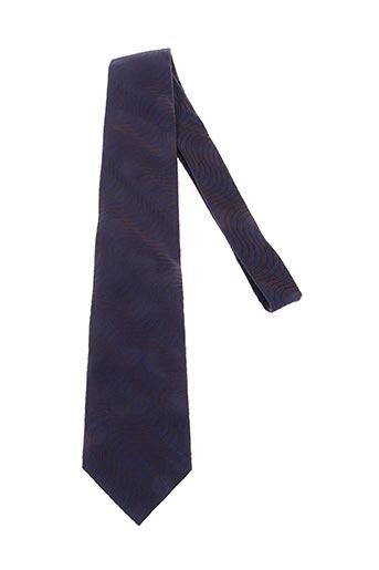 Cravate bleu CERRUTI 1881 pour homme