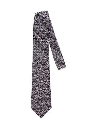 Cravate marron AUTHENTIQUE pour homme