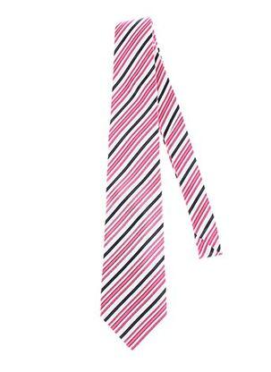 Cravate rose AUTHENTIQUE pour homme