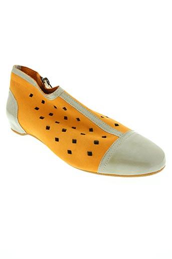 Bottines/Boots orange ARCUS pour femme