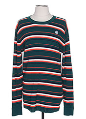 Pull col rond vert SCOTCH & SODA pour homme seconde vue