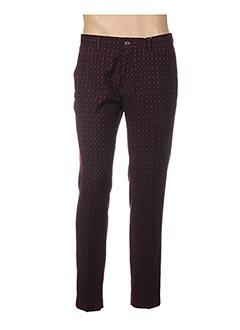 Pantalon chic violet SCOTCH & SODA pour homme