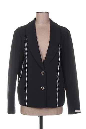 Veste chic / Blazer noir MAISON SCOTCH pour femme