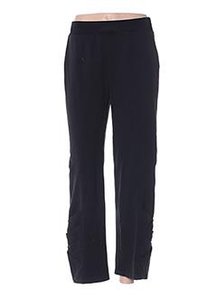 Pantalon casual noir DECA pour femme