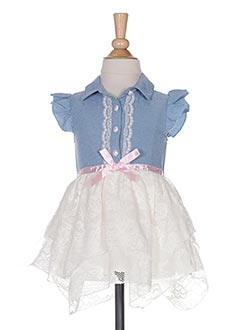 Produit-Robes-Fille-LITTLE LASS