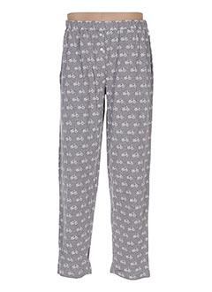 Pyjama gris ARTHUR pour homme