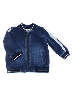 Veste en jean bleu NAME IT pour garçon