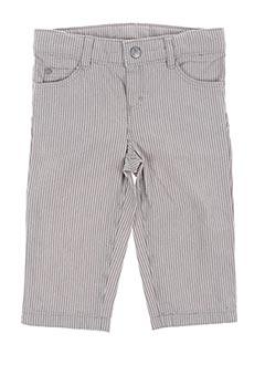 Pantalon casual gris PETIT BATEAU pour fille