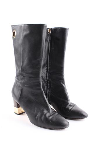 Bottines/Boots noir CHARLES JOURDAN pour femme