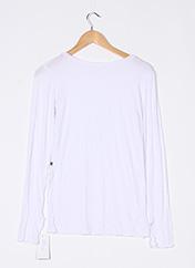 T-shirt manches longues noir SANS MARQUE pour femme seconde vue