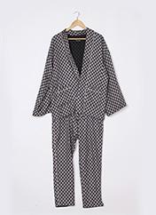 Veste/pantalon noir THE KOOPLES pour femme seconde vue