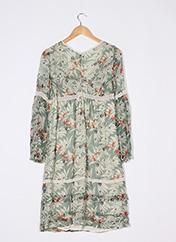 Robe mi-longue vert IRO pour femme seconde vue