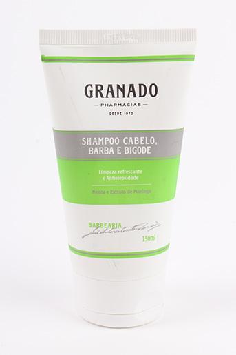 Soin cheveux vert GRANADO pour homme