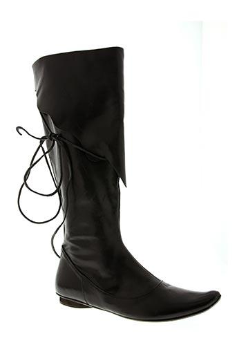 Bottes noir IPPON STYL pour femme