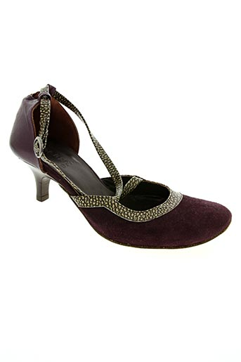 Escarpins violet IPPON STYL pour femme