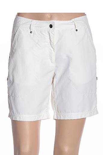 Short blanc ICEPEAK pour femme