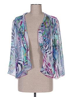 Veste chic / Blazer violet GRIFFON pour femme