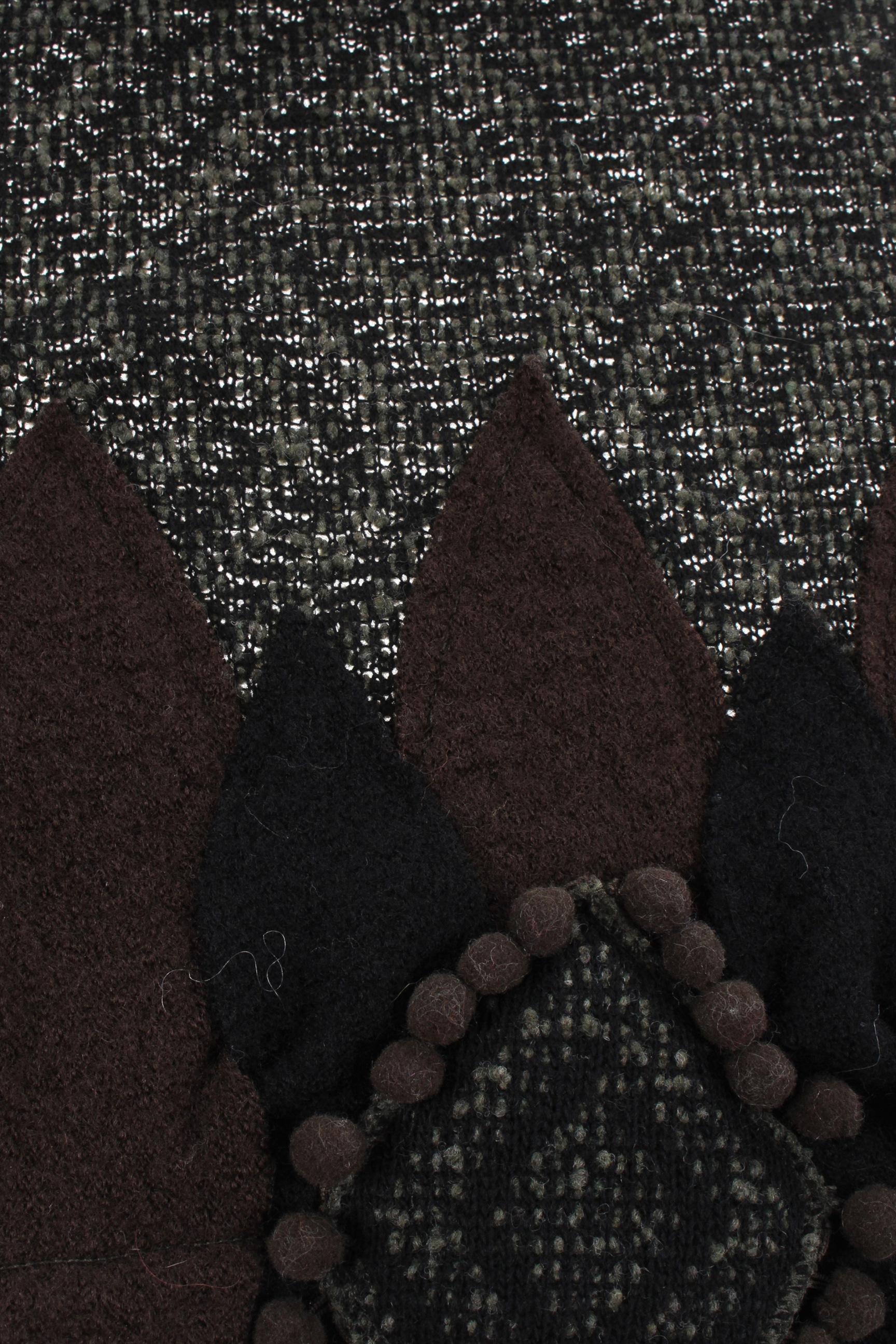 Viva Paquita Echarpes Gants Femme De Couleur Noir En Soldes Pas Cher 1422632-noir00