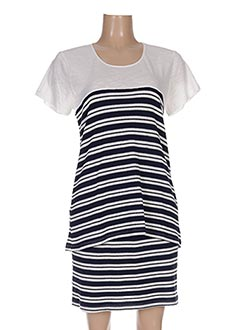 Top/jupe bleu SO...SPA pour femme