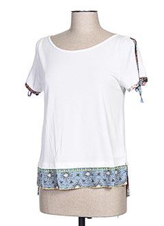 Produit-T-shirts-Femme-CAP JULUCA