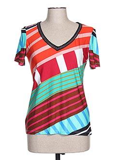 Produit-T-shirts-Femme-LO! LES FILLES