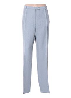 Pantalon chic gris BERNARD ZINS pour femme