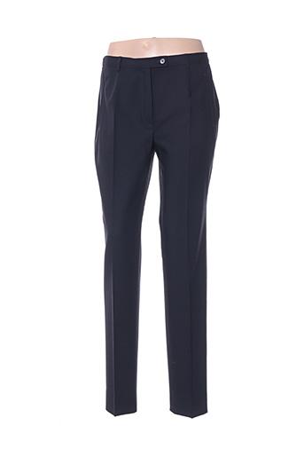 Pantalon chic noir BERNARD ZINS pour femme