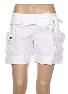 Produit-Shorts / Bermudas-Femme-FILIGRANE