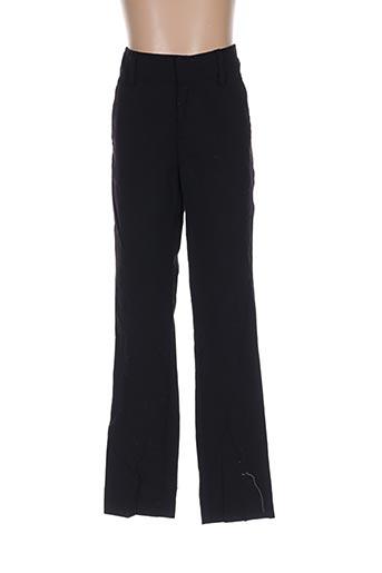 Pantalon casual noir JACADI PARIS pour garçon