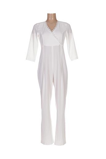Combi-pantalon beige FERRACHE pour femme