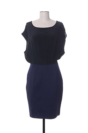 Robe mi-longue bleu FRNCH pour femme