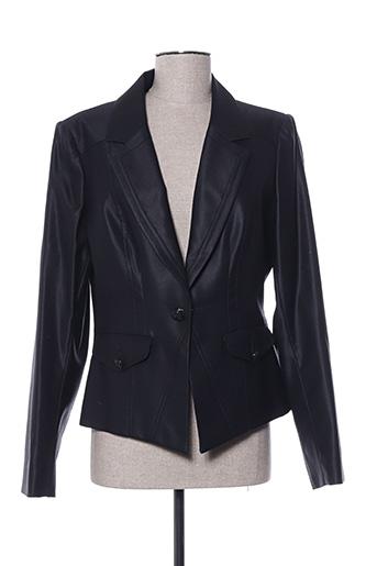 Veste chic / Blazer noir INFINITIF pour femme