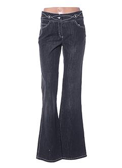 Jeans bootcut gris ESCADA pour femme
