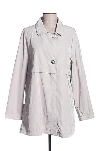 Imperméable/Trench beige EL INTERNATIONALE pour femme