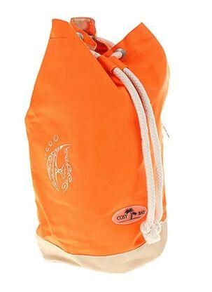 Sac orange COSY BAY pour unisexe