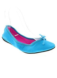 Chaussures aquatiques bleu BAGLLERINA pour femme