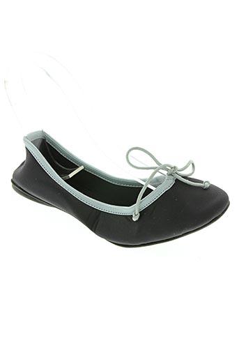 Chaussures aquatiques noir BAGLLERINA pour femme