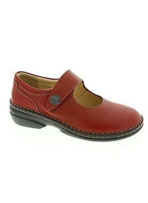 Escarpins rouge FINN COMFORT pour femme